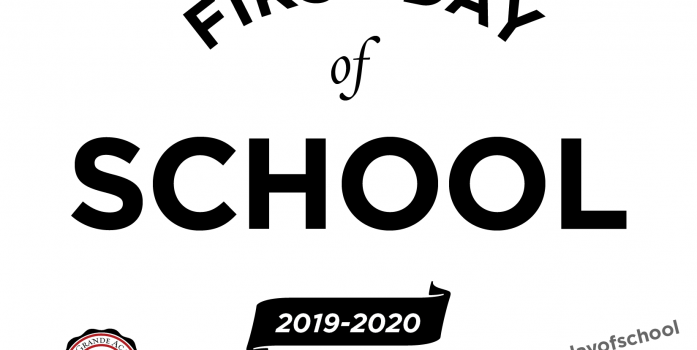 Thursday, August 22 - School Begins