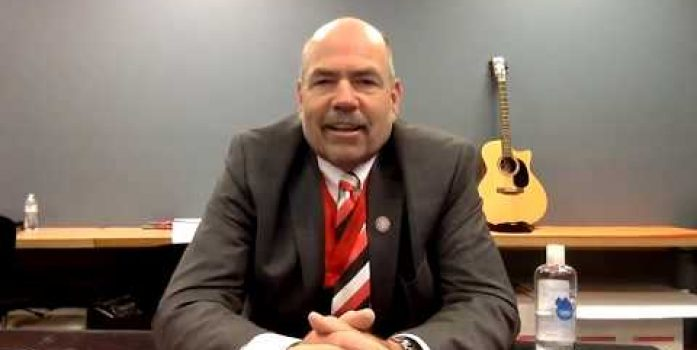Principal's Message Video